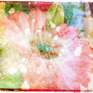 Marmont Hill Art Collective 'Flower Fairytale' Canvas Art