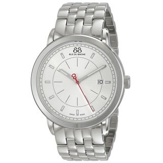 88 Rue du Rhone Men's 87WA120064 'Double 8 Origin' Swiss Quartz Stainless Steel Watch