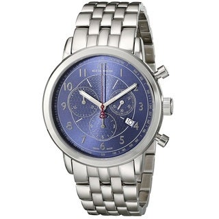 88 Rue du Rhone Men's 87WA120051 'Double 8 Origin' Chronograph Swiss Quartz Stainless Steel Watch