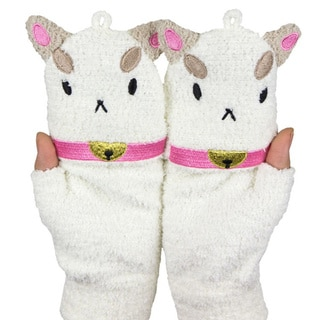 PuppyCat Fleece Mittens