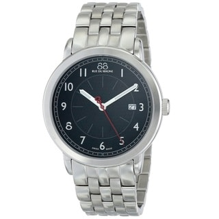 88 Rue du Rhone Men's 87WA120037 'Double 8 Origin' Swiss Quartz Stainless Steel Watch