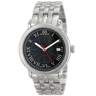 88 Rue du Rhone Men's 87WA120034 'Double 8 Origin' Swiss Automatic Stainless Steel Watch