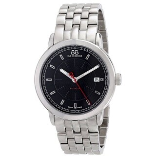88 Rue du Rhone Men's 87WA120032 'Double 8 Origin' Swiss Automatic Stainless Steel Watch