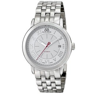 88 Rue du Rhone Men's 87WA120031 'Double 8 Origin' Swiss Automatic Stainless Steel Watch