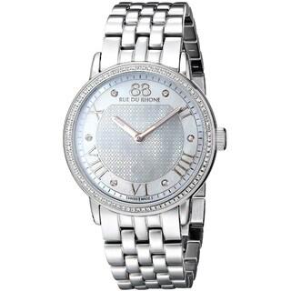 88 Rue du Rhone Women's 87WA130031 'Double 8 Origin' Swiss Quartz Stainless Steel Watch