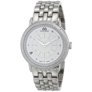 88 Rue du Rhone Women's 87WA120062 'Double 8 Origin' Swiss Quartz Stainless Steel Watch