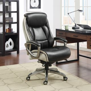 Serta Smart Layers Executive Office Chair|https://ak1.ostkcdn.com/images/products/9992272/P17142261.jpg?impolicy=medium