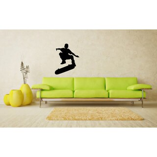 Skateboarder Vinyl Wall Art