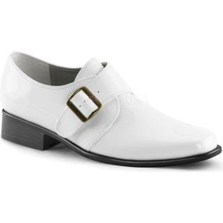 Men's Funtasma Loafer 12 White Patent