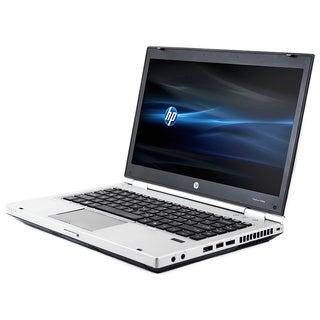 HP Elitebook 8460P Intel Core i5-2520M 2.5GHz 2nd Gen CPU 8GB RAM 750GB HDD Windows 10 Pro 14-inch Laptop (Refurbished)