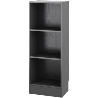Porch & Den Kern Alethea Short Narrow 3-shelf Bookcase (5 options available)
