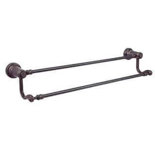 Pfister Ashfield Towel Bar 24-inch Double as Tuscan Bronze