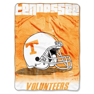 Tennessee Overtime Micro Fleece Throw Blanket