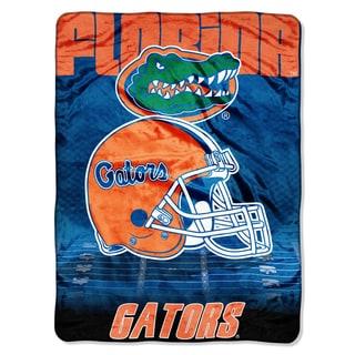 Florida Overtime Micro Fleece Throw Blanket