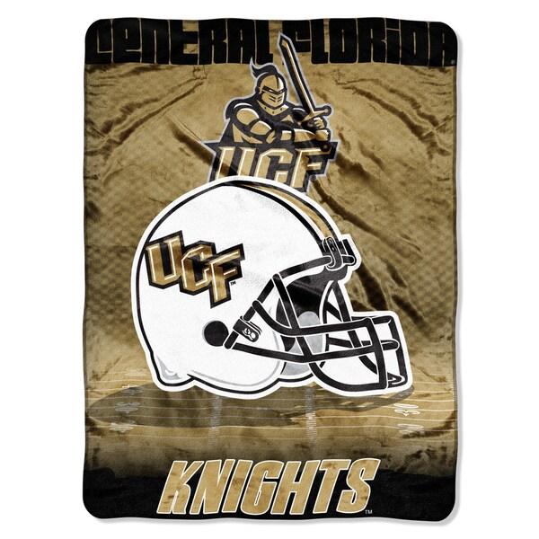 Central Florida Overtime Micro Fleece Throw Blanket