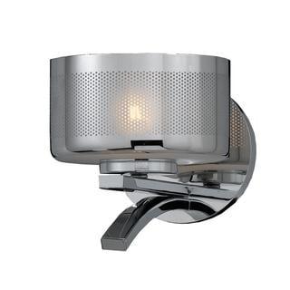 Lumenno Bodorlo Collection 1-light Chrome Wall Sconce