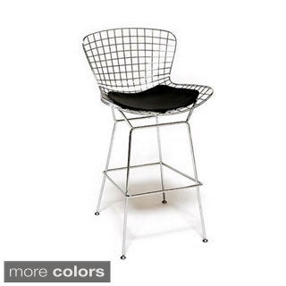 Wire Bar Height Chair