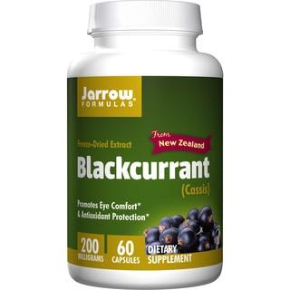 Jarrow Formulas Blackcurrant Freeze-Dried Extract (60 Vegetarian Capsules)