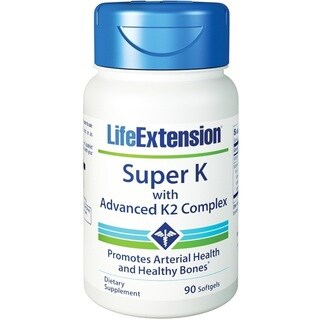 Life Extension Super K (90 Softgels)