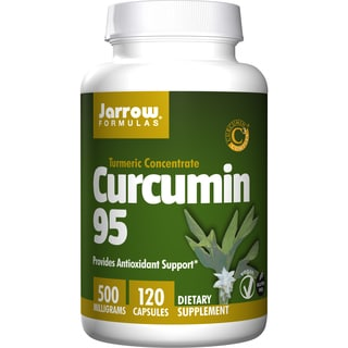 Jarrow Formulas Curcumin 95 (120 Capsules)