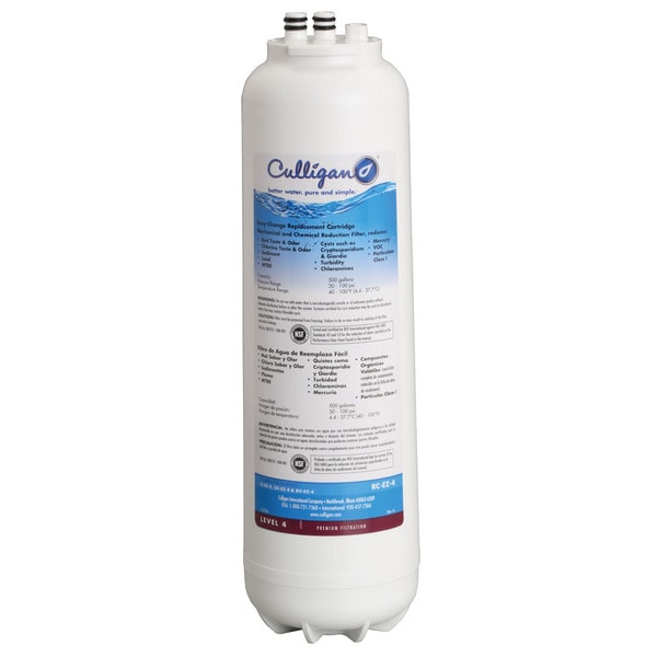 RC-EZ-4 Culligan Level 4 Easy-Change Inline Filter Replacement Cartridge