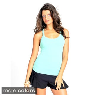 WOMEN LACE TANK TOP