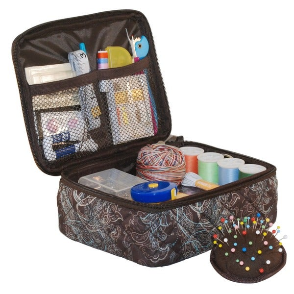 Everything Mary Small Quilted Sewing Organizer Free