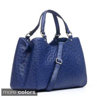 Emilie M Jill Satchel w/Detachable Shoulder Strap