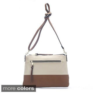 Emilie M Cheri Top Zipper Hobo