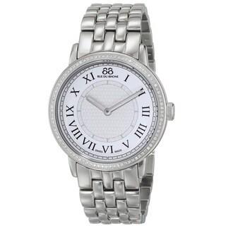 88 Rue du Rhone Women's 87WA120024 'Double 8 Origin' Swiss Quartz Stainless Steel Watch
