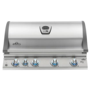 Napoleon Built-in LEX 605 with Infrared Bottom and Rear Burners Propane Gas Grill Head