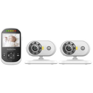 Motorola Wireless Diagonal Color Screen Video Baby Monitor