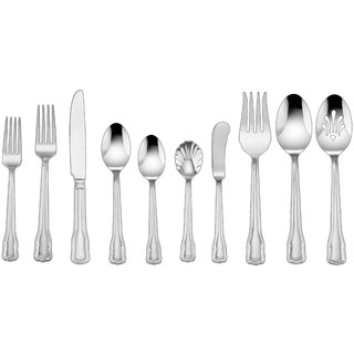 Cuisinart Macey 45-Piece Stainless Steel Flatware Set