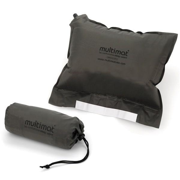 Multimat Trekker Pillow, Olive