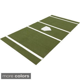 DuraPlay Baseball Home Plate Mat