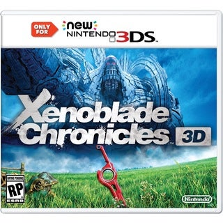 New Nintendo 3DS - Xenoblade Chronicles 3D