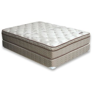 Furniture of America Dreamax 13-inch Queen-size Euro Top Mattress (Option: Queen)