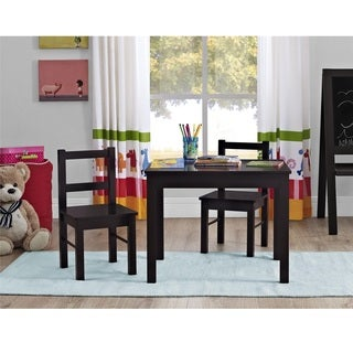 Ameriwood Home Hazel Kids Table and Chair 3-piece Set by Cosco