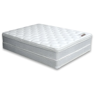 Furniture of America Dreamax 11-inch California King-size Euro Top Mattress