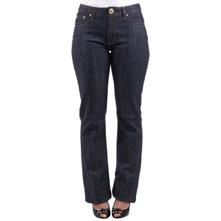 Boston Jean Company Embroidered-Jean