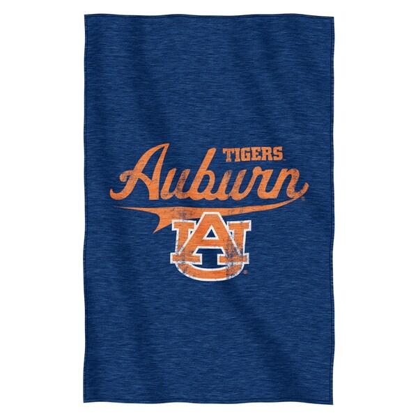 Auburn Sweatshirt Throw Blanket