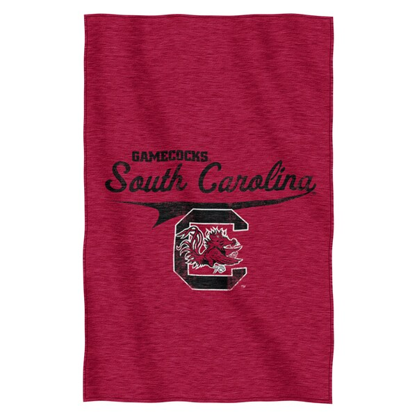 South Carolina Sweatshirt Throw Blanket