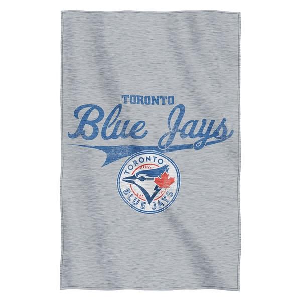 Blue Jays Sweatshirt Throw Blanket
