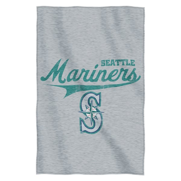 Mariners Sweatshirt Throw Blanket