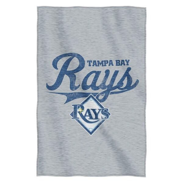 Rays Sweatshirt Throw Blanket