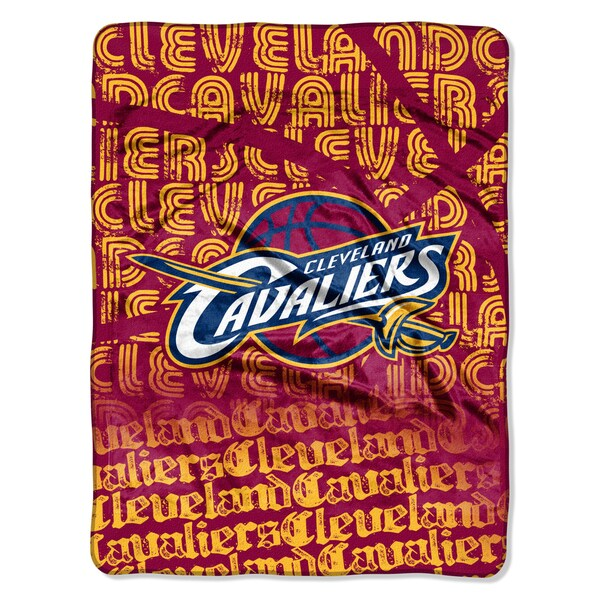 Cavaliers Redux Micro Throw Blanket