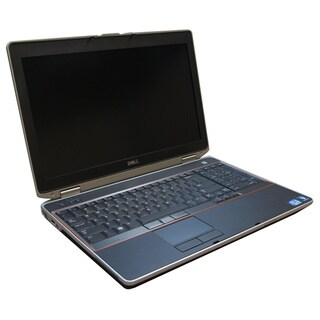 Dell Latitude E6520 Intel Core i5-2410M 2.3GHz 2nd Gen CPU 8GB RAM 120GB SSD Windows 10 Pro 15.6-inch Laptop (Refurbished)