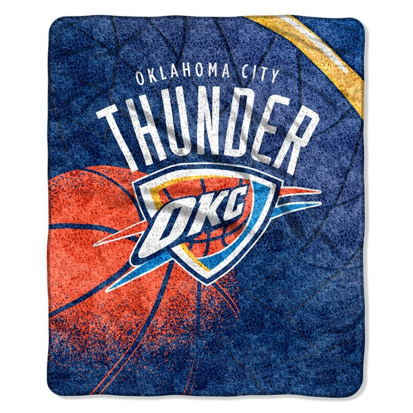 Thunder Sherpa Throw Blanket Reflect