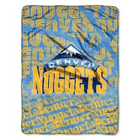 Nuggets Redux Mico Throw Blanket