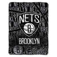 Nets Redux Micro Throw Blanket
